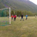 Fotballkamp