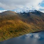 Kristofferjord fra lufta fotograf Jens K Nilsen