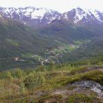 Øvre Andersdal fra Storkallen