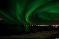 Nordlys fra Olavsværn-1